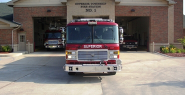 Charter Township of Superior Entry Level Firefighter Application Process