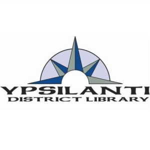 Ypsilanti District Librar Logo